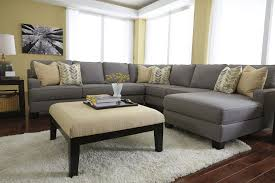 Simple Sectional Sofa Ottoman Simple Tremendous White Leather Sectional Sofa Sleeper