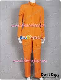 wars jumpsuit wars costume x wing pilot orange jumpsuit ws024
