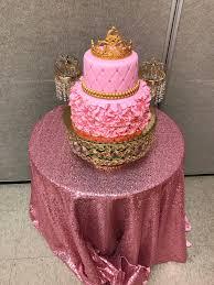 princess baby shower cake royal princess baby shower 4 30 17 my party