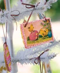 easter ornament tree edible easter decorations sugar cookie ornament crafts