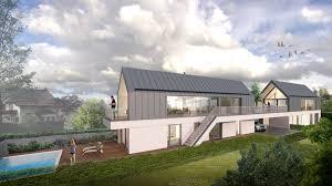 Doppelhaus Kaufen Außergewöhnliches Doppelhaus Projekt Immobilien Kurz
