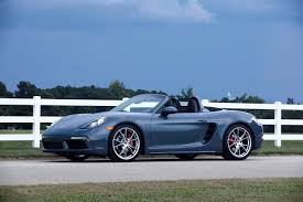 porsche boxster 2015 price the sultrier snarl of the turbo porsche boxster wsj