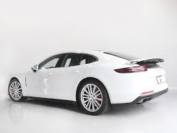 porsche panamera turbo 2017 black used car inventory coast to coast auto sales fishers in