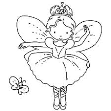 Ballerina Printable Coloring Pages Top 10 Free Printable Beautiful Ballet Coloring Pages Online