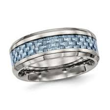 midnight blue wedding band titanium rings rings zales