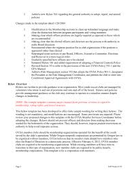 sample bylaws template free nonprofit bylaws template selimtd