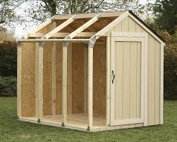 backyard storage shed kits home outdoor decoration