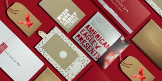 gift card carriers think gift card packaging now