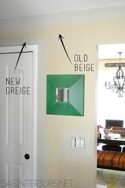 neutral beige paint colors gone with the beige hello greige jenna burger