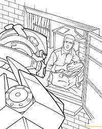 sam bumblebee coloring free coloring pages
