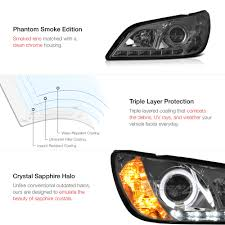 lexus is200 indonesia smoke lens drl system projector headlights 2001 2005 lexus is200