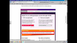 1 registering with ucas a handy guide from caroline of perth