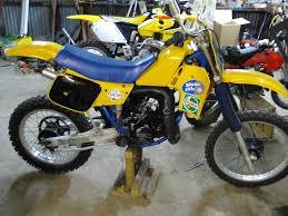my new baby rm125 1984 vmx suzuki 2 stroke thumpertalk