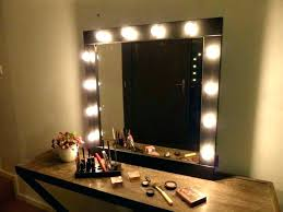 vanity led light mirror mirror with lights moonlet me