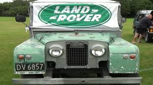 land rover safari for sale 1957 landrover safari youtube