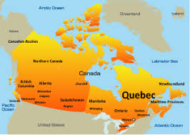 canadian map cities major cities in canada map major tourist attractions maps