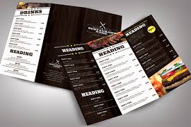 32 restaurant brochure templates u2013 free psd eps ai indesign