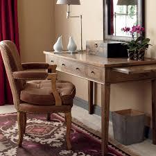 Aged Leather Sofa Bodleian Aged Leather Desk Chair Oak Frame Oka