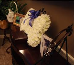 Dog Flower Arrangement I Went To A Dog U0027s Funeral Vice