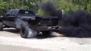 cummins truck rollin coal nasty duramax dually donut u2013 black smoke media