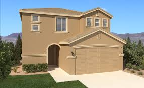 2 Car Garage With Loft Silver Sage At Wingfield Springs Plan 1650 New Homes