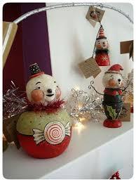 Paper Mache Christmas Crafts - 15 best snowman papier mache images on pinterest papier mache