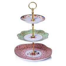 tiered cake stands cake stand 3 tier vintage v0012