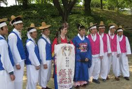 wedding wishes korean my traditional korean wedding my korean husband