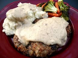 chicken fried steak with country gravy veronica u0027s cornucopia