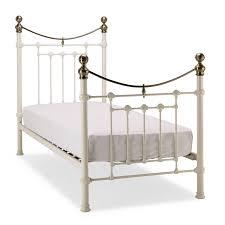 Kmart Bed Frame Single Metal Frame With Finials Beds Designs Kmart Daybed