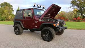 2001 jeep sport engine for sale 2001 jeep wrangler 4x4 sport for sale