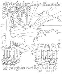 coloring pages for kids by mr adron this is the day the lord has