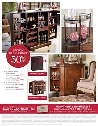 Seaton Bar Cabinet Bombay Furniture Catalog June 15 To July 22