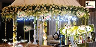 wedding backdrop themes 7events wedding planner birthday party baby naming weddings