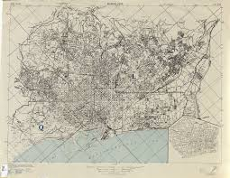 Map Of Malaga Spain by