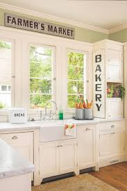 how to paint kitchen walls with white cabinets how to get shaker style american farmhouse lifestyle