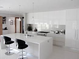 Black And White Kitchen Chairs - kitchen impressive dry kitchen design and decoration with curve