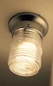 jelly jar light fixture simple jelly jar light fixture basement lighting pinterest