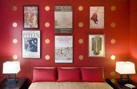 Inexpensive Home Décor Bedroom Set with Framed Poster line