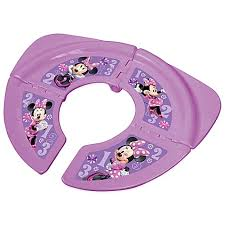 Washington travel potty images Disney minnie folding travel potty seat with storage bag buybuy