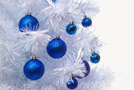 White Christmas Tree Decorations Blue by Christmas Tree Baubles Decorations Beautiful Balls Designs Images