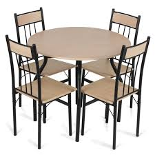 Modern Dining Room Table Png Metal Cheap Modern Dining Set Table And Four Chairs Carmen 20011