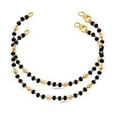 gold beads bracelet images Baby black gold bead bracelet by zkd jewels in 22kt purity jpg