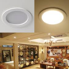 installing can lights in ceiling decoration sunken ceiling lights led recessed light trim 3