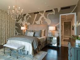 Modern Mirrored Bedroom Furniture Wonderful Modern Mirrored Nightstands Perfect Bedroom Furniture