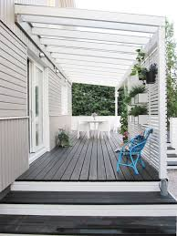 best 25 painted decks ideas on pinterest gray deck deck bench