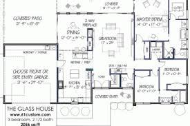 modern house floor plans free 26 modern architecture floor plans single story modern