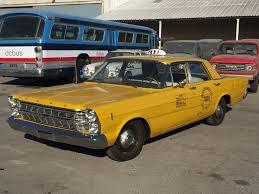 1966 ford galaxie 1966 ford galaxie 500 taxi moviemachines