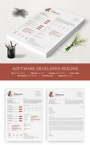 Software Developer Resume 41 One Page Resume Templates Free Samples Examples U0026 Formats