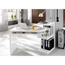bureau design blanc laqué bureau design blanc laqué cbc meubles